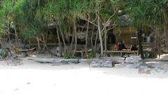 Bila Beach er en av mindre kjente strendene.