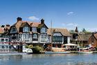 Båtferie i England